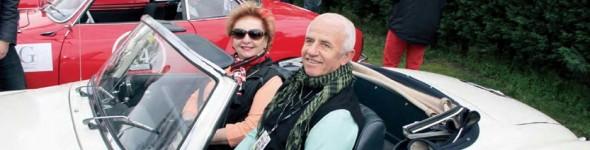 Klasik Otomobil Kulubü Bahar Rallisi'nde Tatlı Rekabet