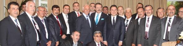 Nafi Güral Babacan'la Birlikte ABD'de