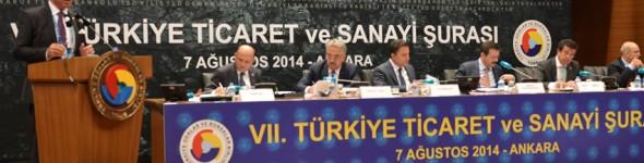 VII. Türkiye Ticaret ve Sanayi Şurası